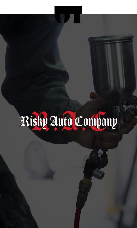 Risky Auto Company